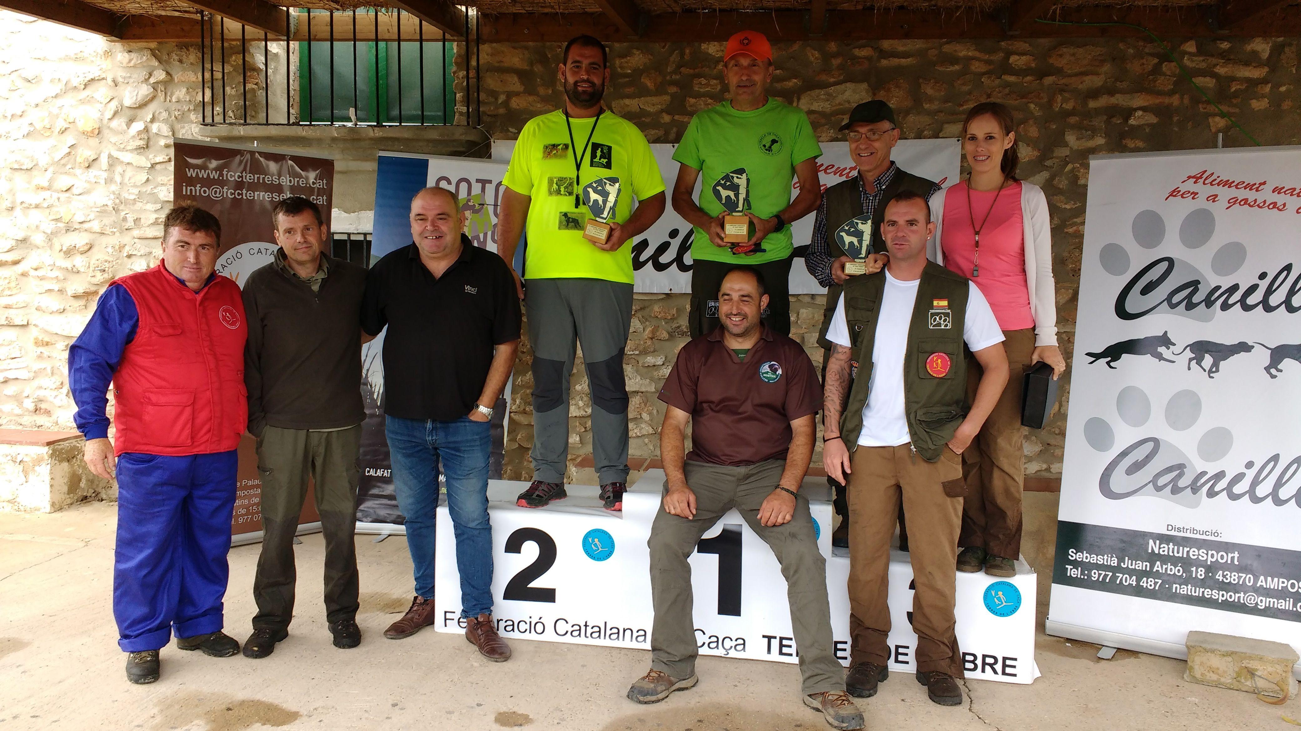 XI Campionat Territorial de Sant Hubert